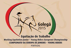 European Championship Junior/Young Riders 2015 - Results